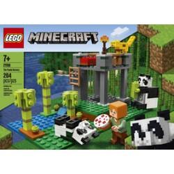 LEGO 21158 - Minecraft - La garderie des pandas
