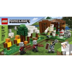 LEGO 21159 - Minecraft - L'avant-poste des pillards