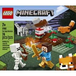 LEGO 21162 - Minecraft - Aventures dans la taïga
