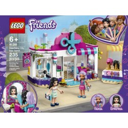 Lego 41391 - Friends - Le salon de coiffure de Heartlake City