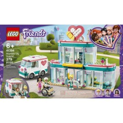 Lego 41394 - Friends - L'hôpital de Heartlake City