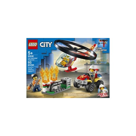 LEGO 60241 - City - Fire Helicopter Response