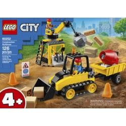 LEGO 60252 - City - Le chantier de démolition