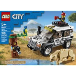 LEGO 60267 - City - Le 4x4 Safari