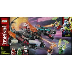 LEGO 71713 - Ninjago - Le dragon de l'Empire