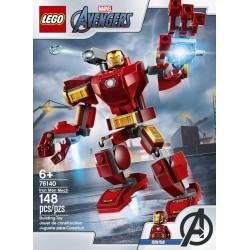 LEGO 76140 - Super Héros - Le robot d'Iron Man