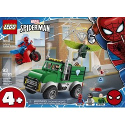 LEGO 76147 - Super Heroes - Vulture's Trucker Robbery