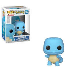 Funko Pop! 504 - Pokémon - Squirtle