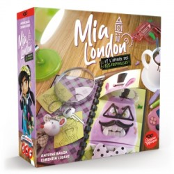 Mia London – L'Affaire des 625 Fripouilles