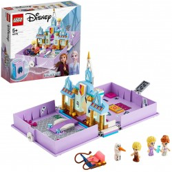 LEGO 43175 - Disney - Anna and Elsa's Storybook Adventures
