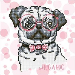 Diamond Dotz - Hug a Pug
