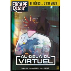 Escape Quest 2- Au-Delà du Virtuel
