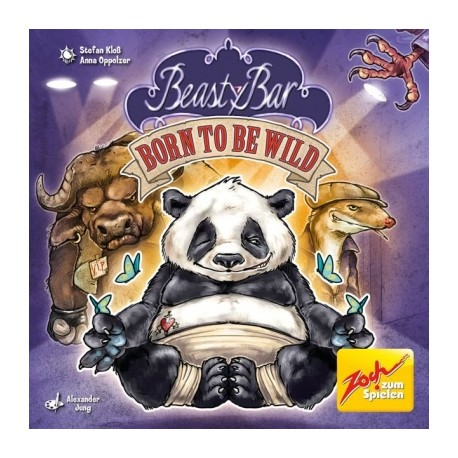 Beasty Bar - Born to Be Wild - Zoch