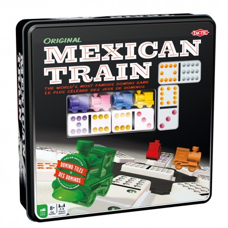 Tactic - Train Mexicain