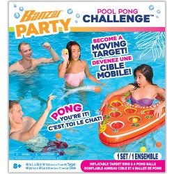 Banzai Pool Party - Challenge Pool Pong