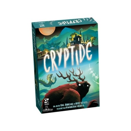 Cryptide - Origames