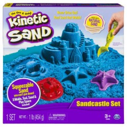 Kinetic Sand - Sandbox Blue Set
