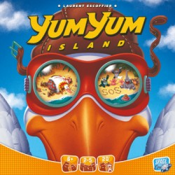 Yum Yum Island - Space cowboys