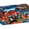Playmobil 70226 - Burnham Raiders et dragon doré