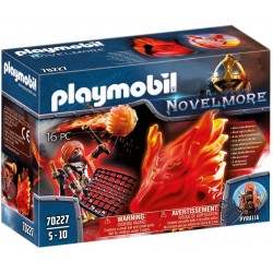 Playmobil 70227 - Burnham Raiders Spirit of Fire