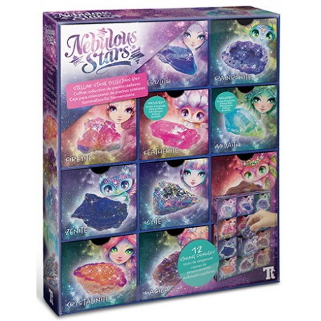 Nebulous Stars™ - Coffret collection de pierres stellaires