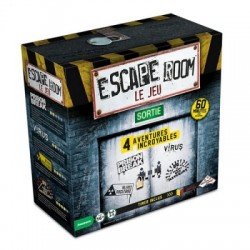 Escape Room le jeu - Identity Games