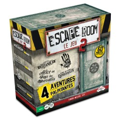 Escape Room 2 le jeu - Identity Games