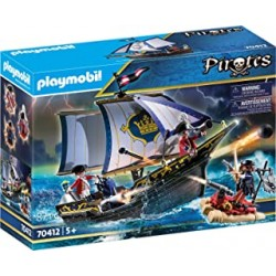 Playmobil 70412 - Redcoat Caravel