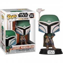 Funko Pop! 352 - Star Wars - Covert Mandalorian