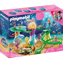 Playmobil 70094 - Mermaid Cove with Illuminated Dome