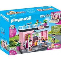 Playmobil 70015 - Salon de thé