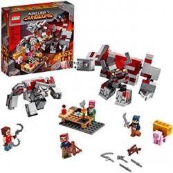 LEGO 21163 - Minecraft - The Redstone Battle