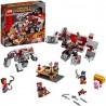 LEGO 21163 - Minecraft - La bataille de la Pierre rouge