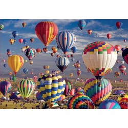 1500 pieces puzzle - Educa - Hot Air Balloons