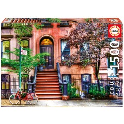 1500 pieces puzzle - Educa - Greenwich Village, New York