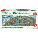 Schmidt 59597 (1000) - Paris Panorama