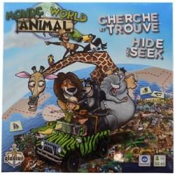 Cherche et trouve monde animal - Gladius