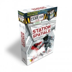Escape Room Le Jeu – Station Spatiale
