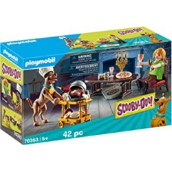 Playmobil 70363 - SCOOBY-DOO! Dinner with Shaggy