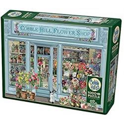 Cobble Hill 80266 - Puzzle 1000 pcs - Parisian Flowers