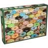 Cobble Hill 80035 - Puzzle 1000 pcs - Doughnuts