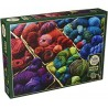 Cobble Hill 80060 - Puzzle 1000 pcs - Plenty of Yarn