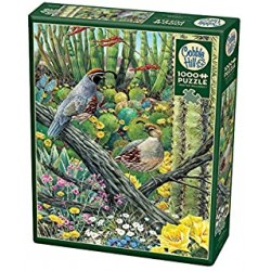 Cobble Hill 80084 - Puzzle 1000 pcs - More Teacups