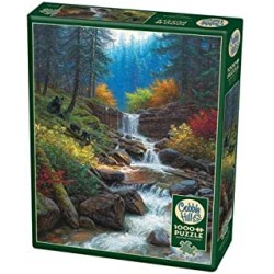 Cobble Hill 80231 - Puzzle 1000 pcs - Wind in the Whiskers