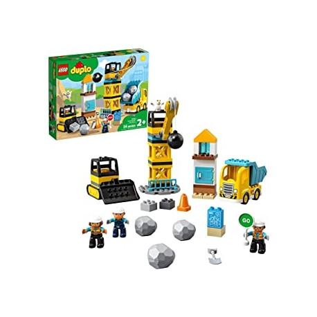 Lego 10932 - Duplo - La boule de démolition