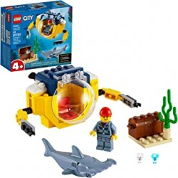 LEGO 60263 - City - Ocean Mini-Submarine