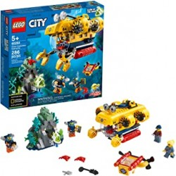 LEGO 60264 - City - Le sous-marin d'exploration