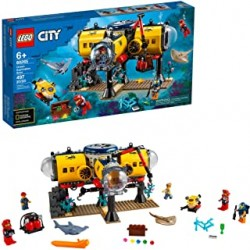 LEGO 60265 - City - Ocean Exploration Submarine