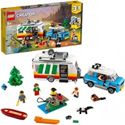 LEGO 31108 - Creator - Caravan Family Holiday