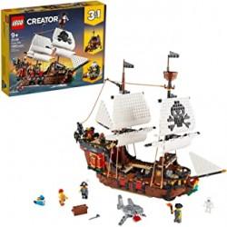 LEGO 31109 - Creator - Le bateau pirate
